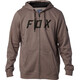 Fox District 2 Zip Fleece Hoody Men Grey